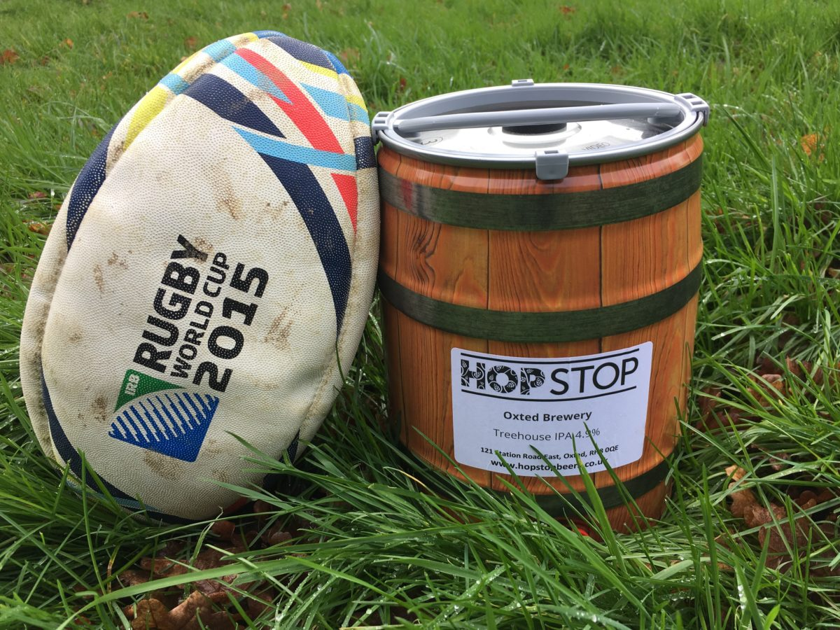 Six Nations Supping