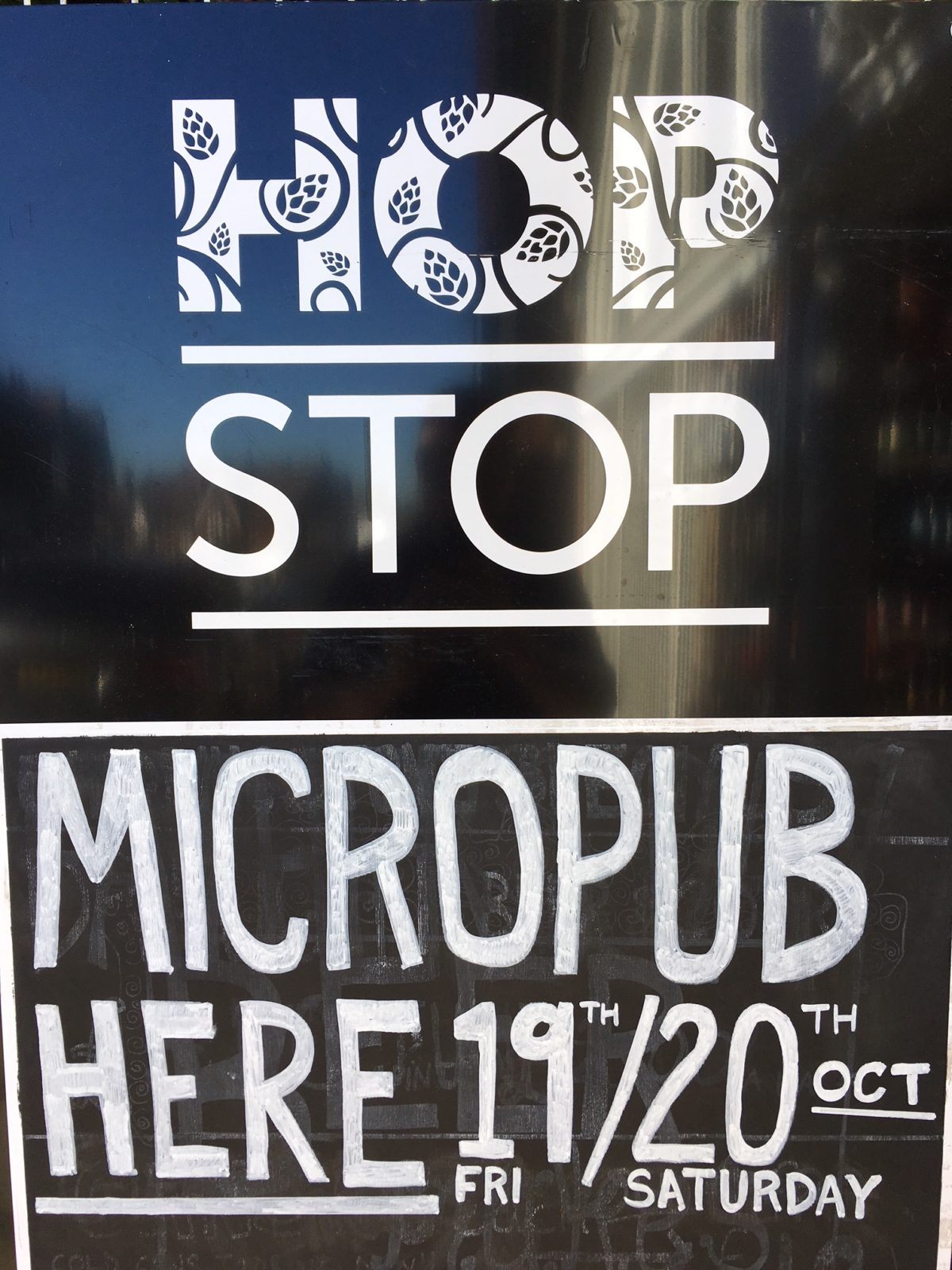 Hop Stop: The Micro Pub
